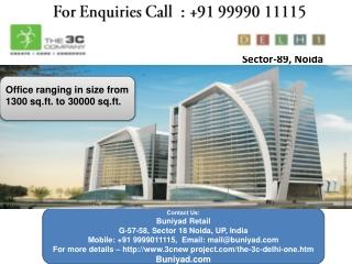 3C Ozone Boulevard Noida | Buniyad.com | 9999011115
