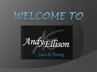 Andy Ellison Swing Band