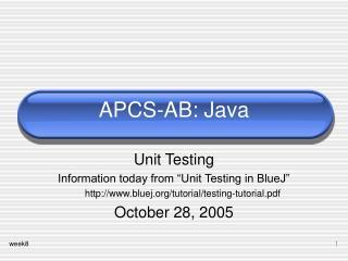 APCS-AB: Java