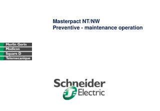 Masterpact NT