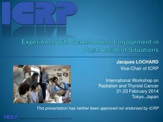 Understanding the  radioactivity at Fukushima