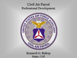 Civil Air Patrol Professional Development