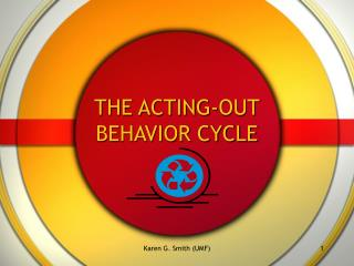 THE ACTING-OUT BEHAVIOR CYCLE