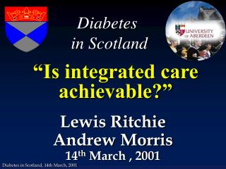 Is integrated care achievable