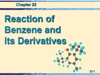 Reactions of Benzene