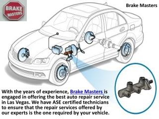 Brake Masterslv