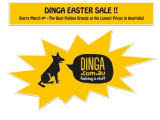 Easter Sale at Dinga
