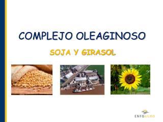 COMPLEJO OLEAGINOSO