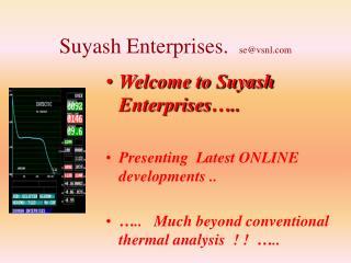 Suyash Enterprises. sevsnl