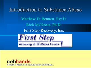 Introduction to Substance Abuse