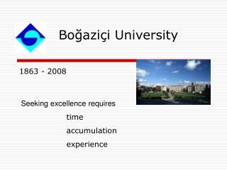 Bogazi i University