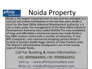 Noida Proprty (9999684955)