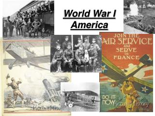 World War I America