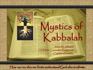 Mystics of Kabbalah