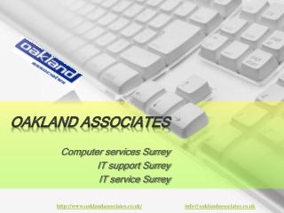 Computer services Surrey, IT support Surrey, IT service Surrey