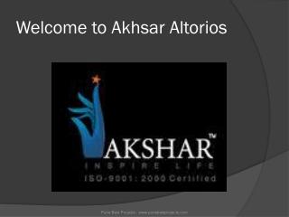 akshar altorios pune, akshar altorios in Hadapsar Pune