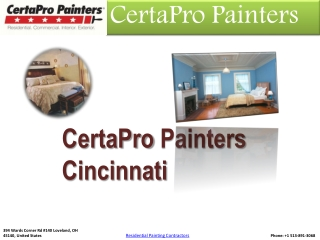 Why Hire CertaPro Painters