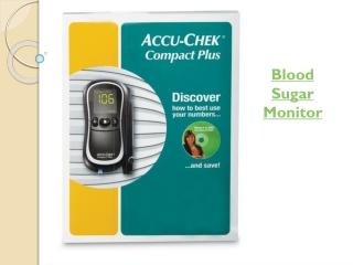 Blood Sugar Monitor, blood sugar test at home, treatment for