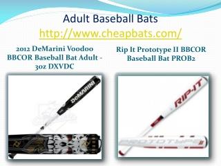 Adult Baseball Bats | Baseball Bats