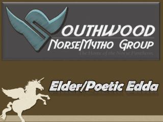 Elder/Poetic Edda