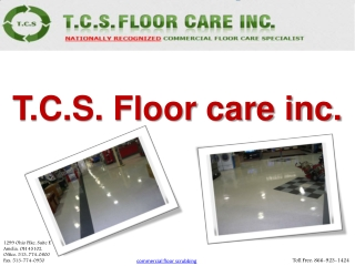 Valuable Tips For Floor Stripping
