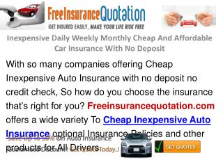 Inexpensive Daily Weekly Monthly Cheap And Affordable Car In