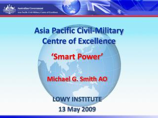 Asia Pacific Civil-Military Centre of Excellence