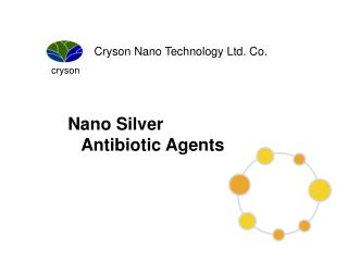Cryson Nano Technology Ltd. Co.