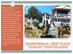 Enjoy Your Holidays in Himachal Pradesh
