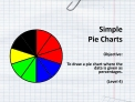 Simple Pie Charts