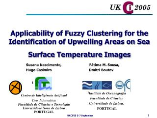 Applicability of Fuzzy Clustering for the Identification of ...