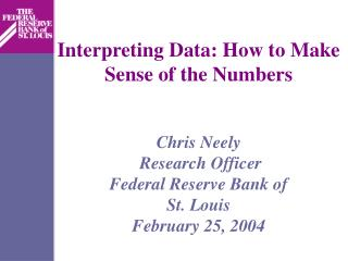 Interpreting Data: How to Make Sense of the Numbers