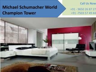 Schumacher World Champion Tower