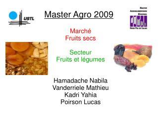 Master Agro 2009