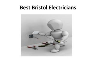 Best Bristol Electricians
