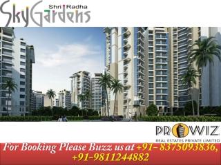 Shri Radha Sky Garden Noida **91-8375093836
