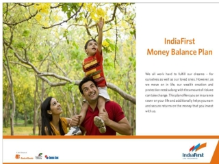 Online Investment-India First Life