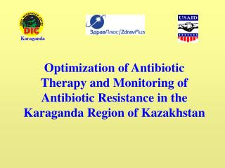 Optimization of Antibiotic Therapy and Monitoring of Antibiotic ...