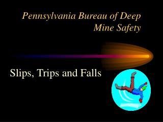 Pennsylvania Bureau of Deep Mine Safety