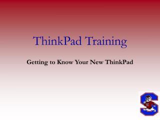 ThinkPad Training