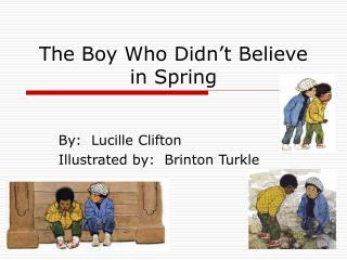 The Boy Who Didn