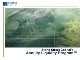 Annuity Liquidity Program