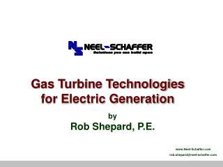 Power Plant Primer - Combustion Turbines