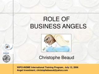 What is a Business Angel