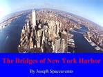 The Bridges of New York Harbor