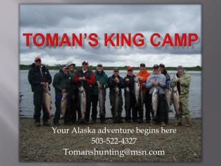 Toman s King Camp