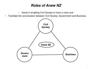 Roles of Anew NZ