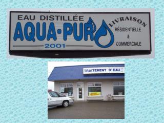 Eau Aqua-Pur