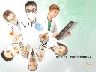 Nursing - The Humble Proffession