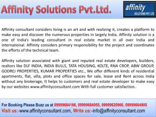 ==>>Residential Property in India==>@09999684955